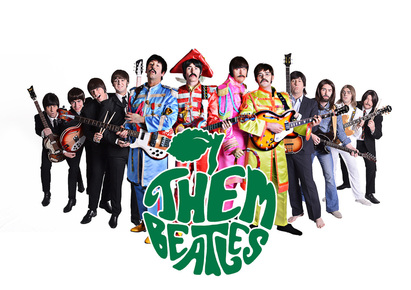Them Beatles Tribute Show, Beatles Tribute Band,