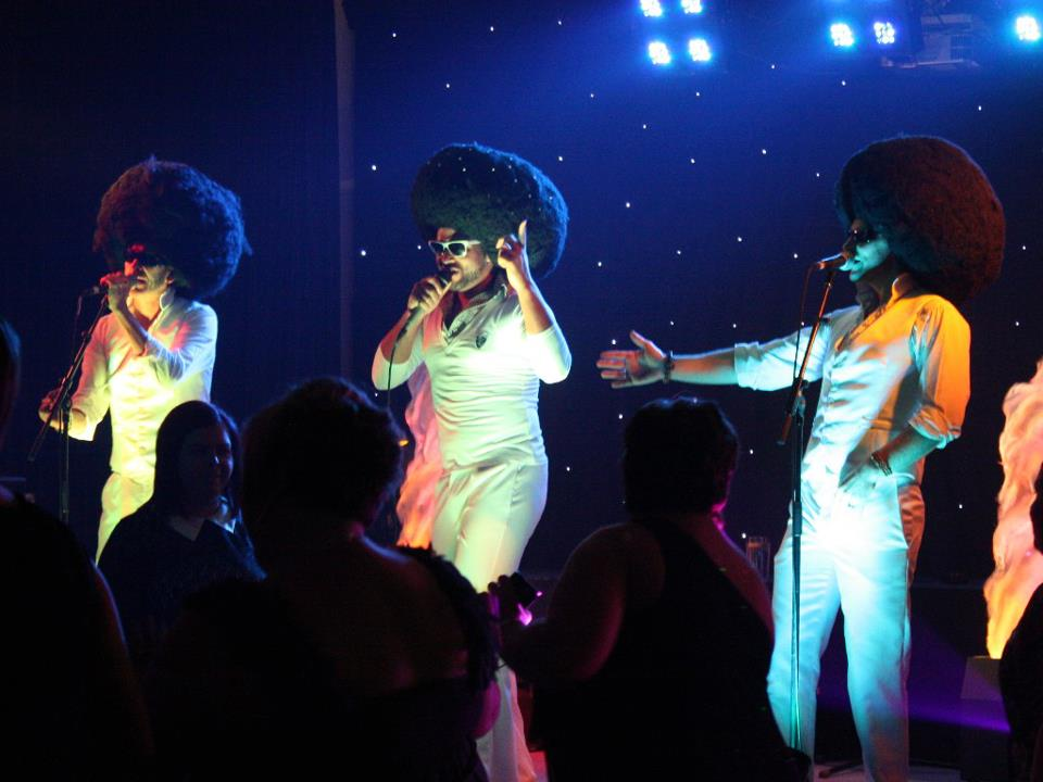The Soul Kings, Scottish Disco Tribute Show in Glasgow