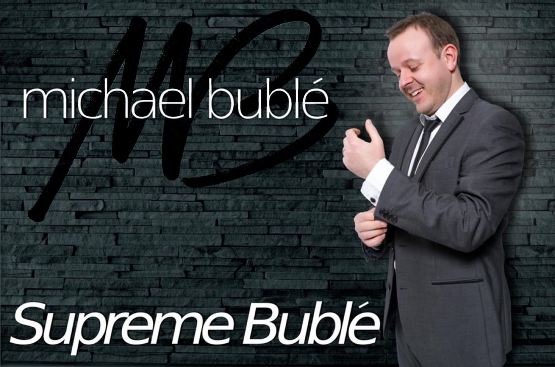 Hire Michael Buble Tribute Stewart Reid in Glasgow and throughout Scotland
